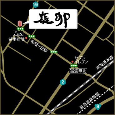地図/滋賀県 造園