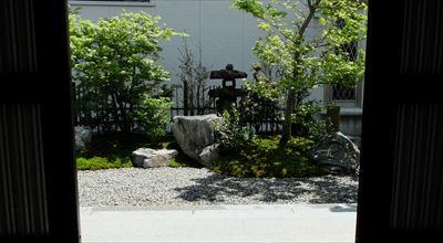 純日本庭園/造園 日本庭園 滋賀県