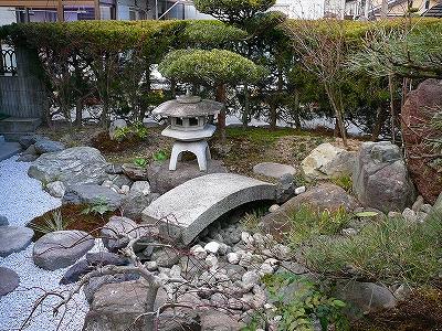 坪庭/造園 日本庭園 滋賀県